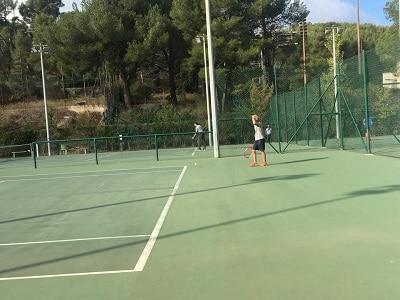 Tennis marseille