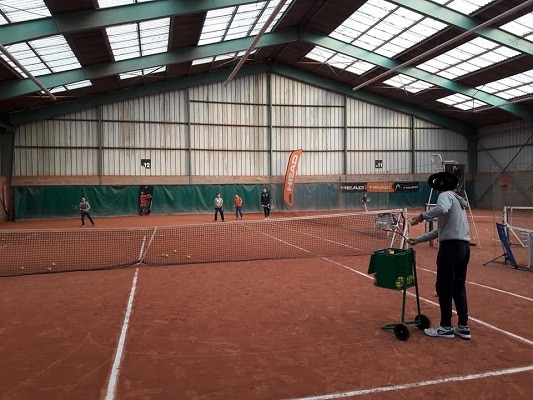 Amiens Athletic club Tennis