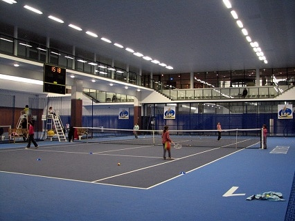 Tennis Daniel Gey