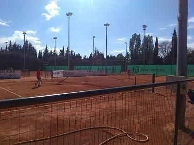 tennis Nîmes