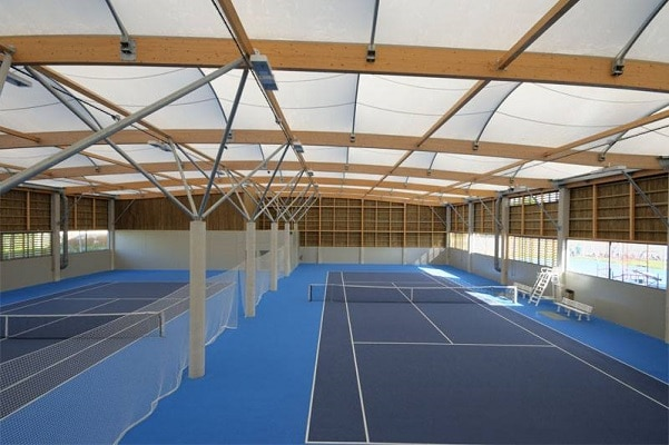 Tennis Cergy