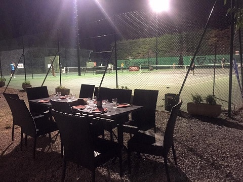Tennis club Narbonne