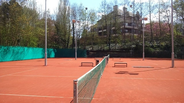 Tennis club Ixelles