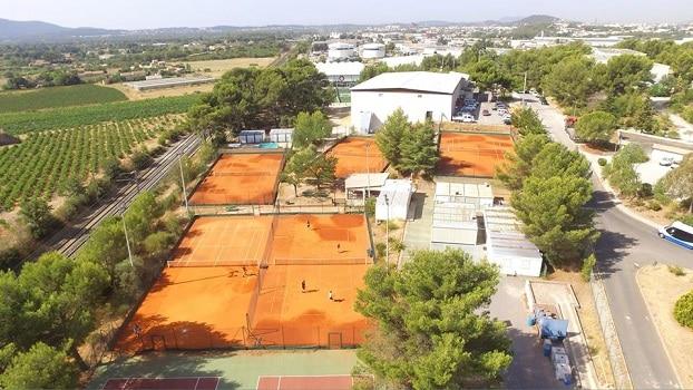 club tennis toulon