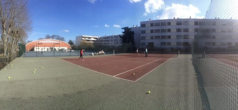 Tennis club Pessac