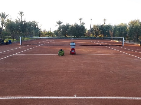 Tennis club Marrakech