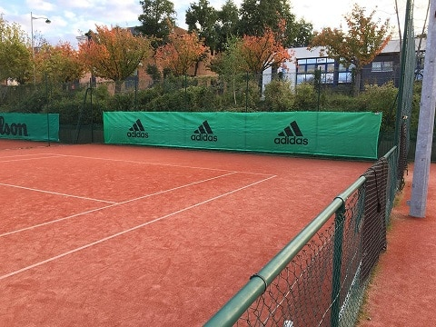 Tennis Bel Air st germain