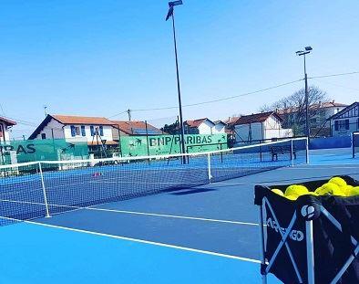 2 principaux clubs de Tennis à Biarritz