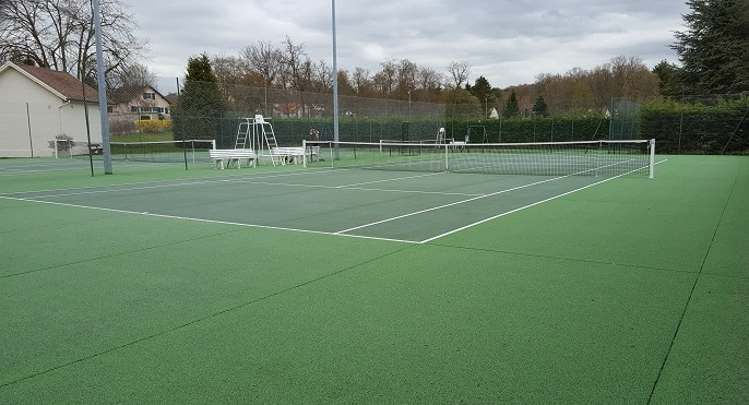 club de tennis clairefontaine