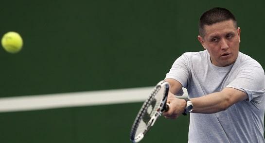 enervement tennis