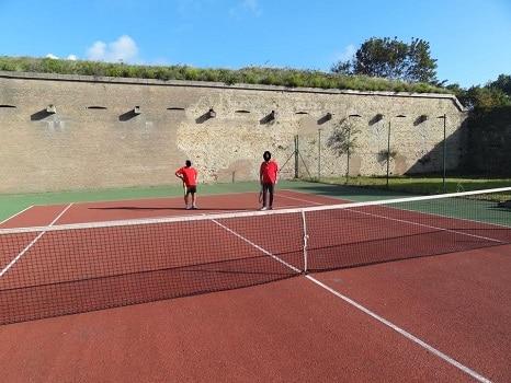tennis club Calais