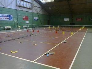 tennis Calais