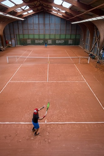 Tennis brest