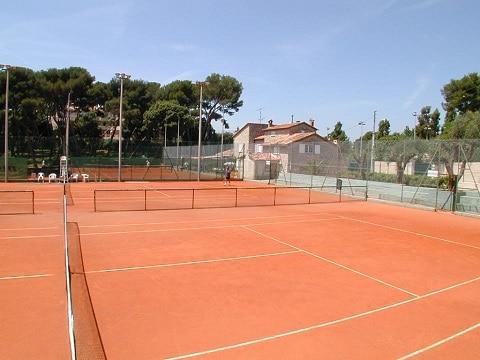 Tennis Le Cannet