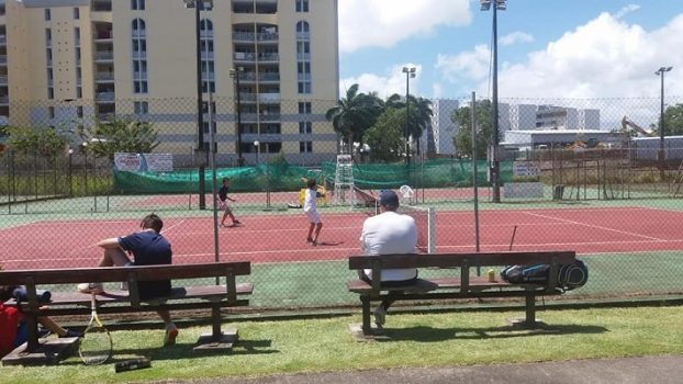 Tennis Club FORT de FRANCE.