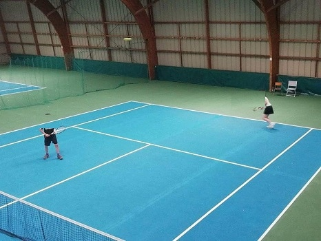 club Tennis De La Salut