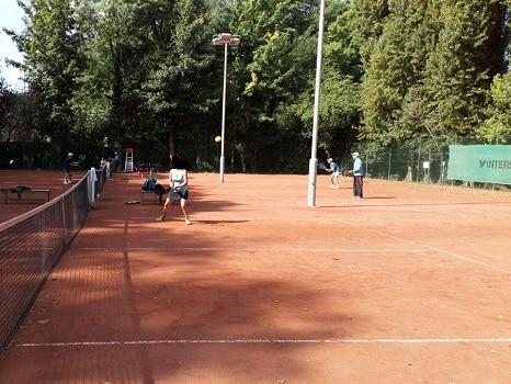 tennis bruxelles