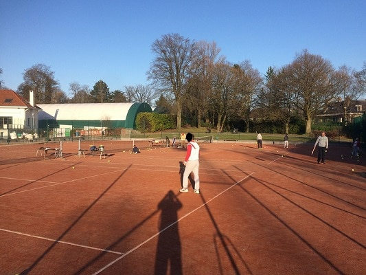 bruxelles club tennis