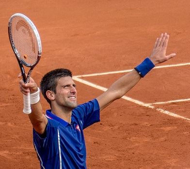 Djokovic champion