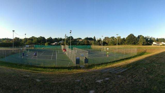 TENNIS saint CAPRAIS bordeaux