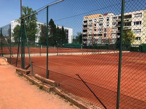 Club tennis Schiltigheim