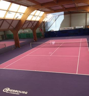tennis Cherbourg