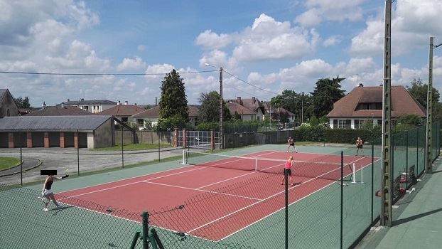 Cherbourg tennis