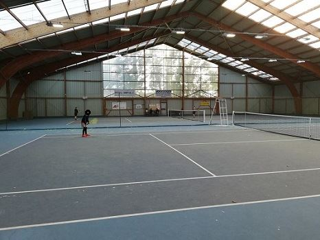 club tennis cherbourg