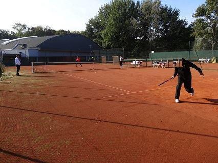 Tennis club Villeneuve d'Ascq