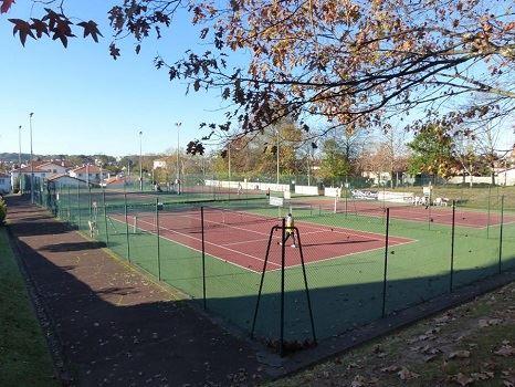 Tennis Anglet