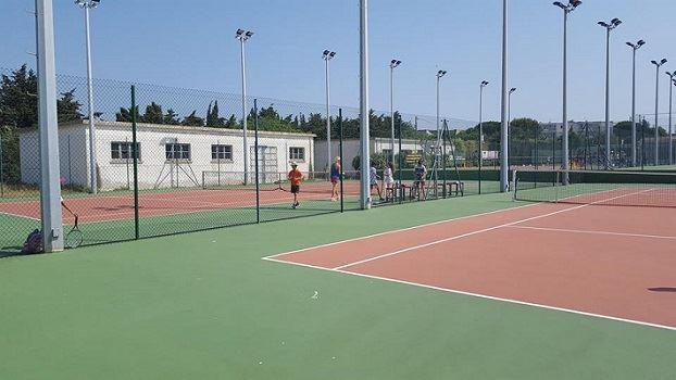 Tennis 6 fours