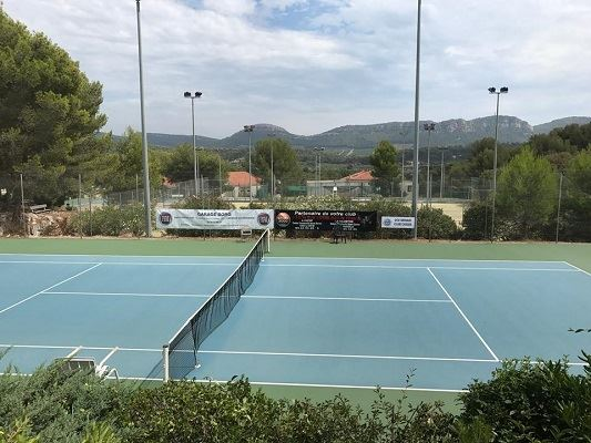 Tennis Sporting Club de Cassis