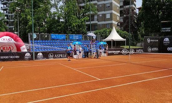 Tennis milan