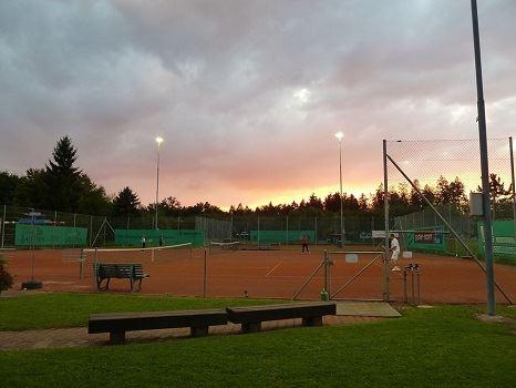 Top 4 clubs de tennis à Zurich