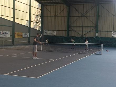 Tennis Saint Chamond