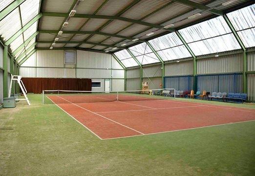 2 principaux clubs de tennis de Colmar