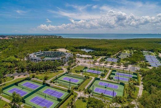 Clubs de tennis de Miami