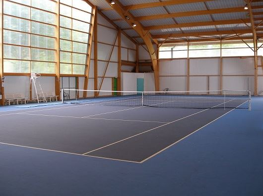 Clubs de tennis de Cergy Pontoise