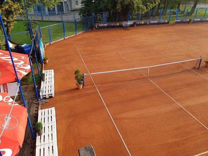Tous les clubs de Tennis à Varsovie