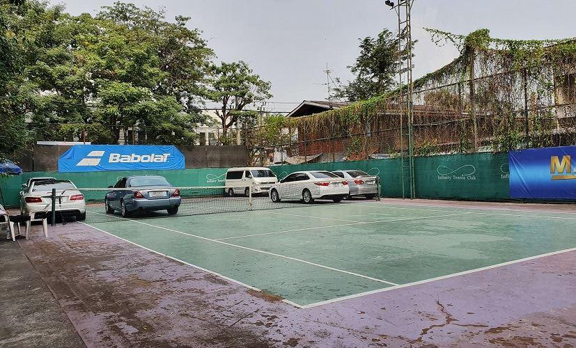 Tennis bangkok