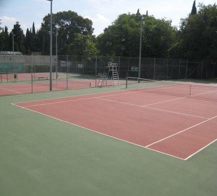 tennis La Cigale-Nîmes