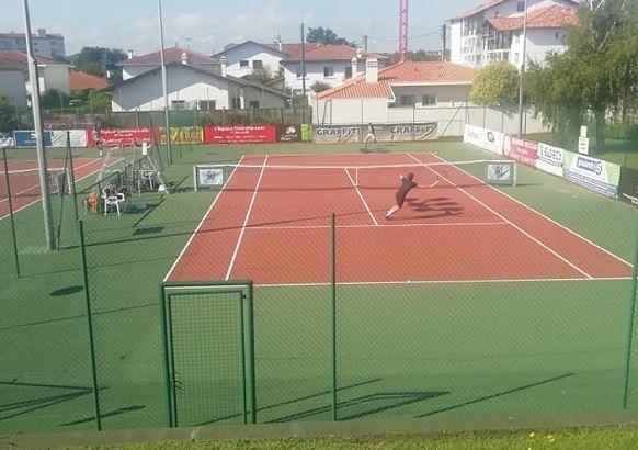 Les clubs de tennis d'Angers