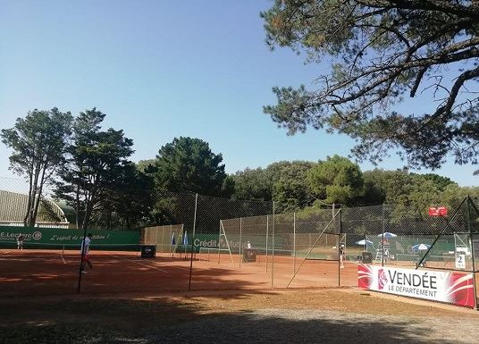 Angers tennis