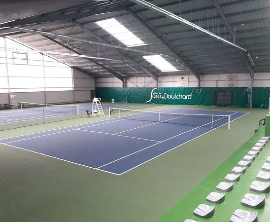 Les clubs de tennis à Bourges