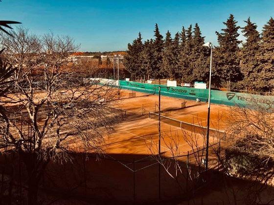 Les clubs de tennis de Nîmes