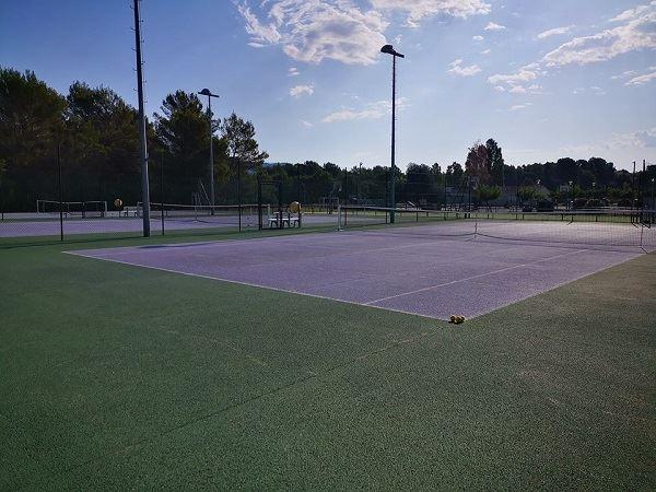 Tennis Roquebrune