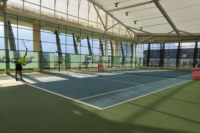 Tous les clubs et terrains de tennis à Singapour