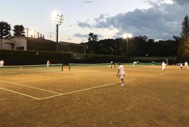 Tous les Clubs de Tennis de Tokyo