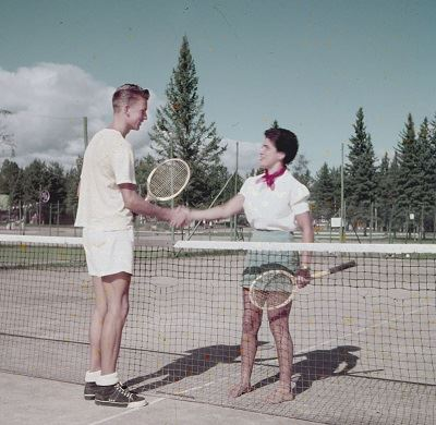 excuse tennis