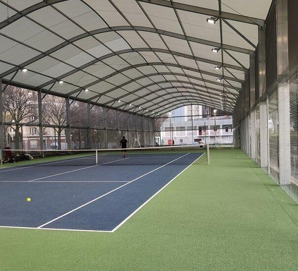 Tennis Moureu Baudricourt